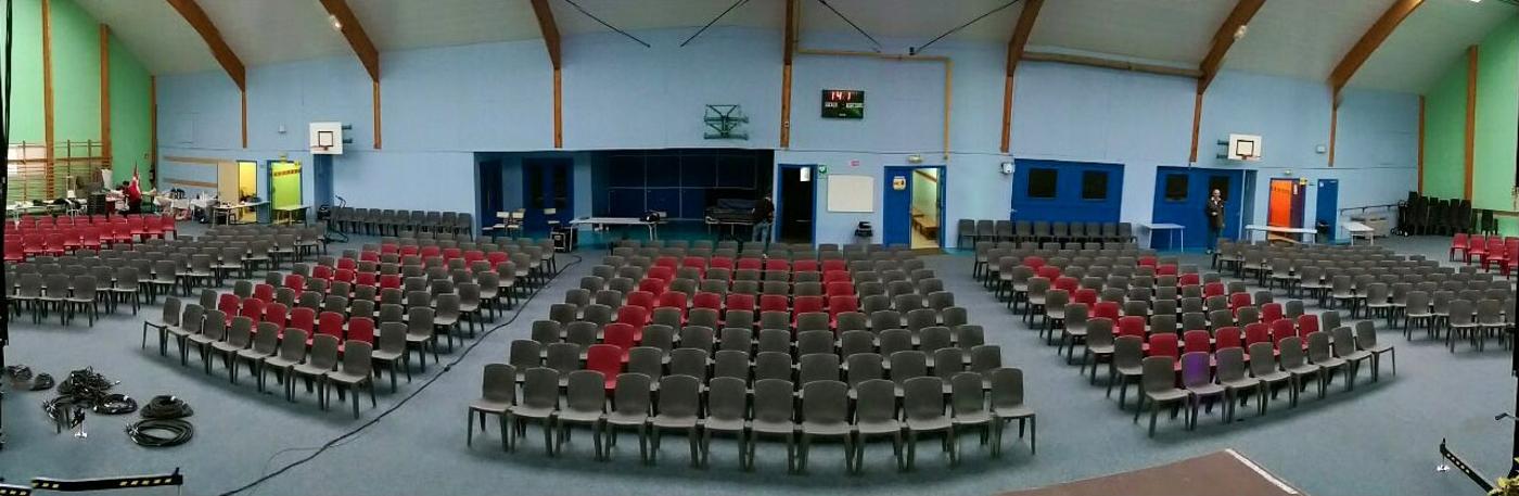 Convention de Jeunes
