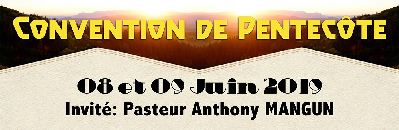 Convention de Pentecôte